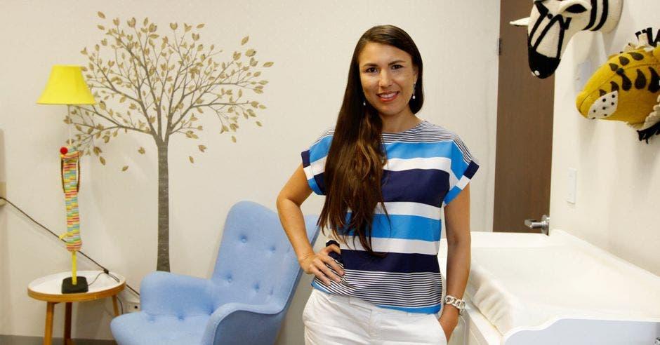 Carolina Chaves, directora de Recursos Humanos para Roche Centroamérica y Caribe.