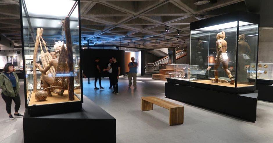 El espacio cuenta con nueve unidades temáticas, que invitan a un viaje entre el pasado y el presente. Cortesía Museos del Banco Central/ La República