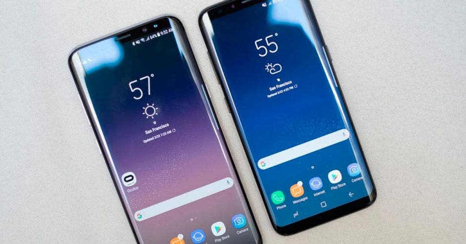 Samsung se prepara para presentar la nueva versión de su celular franquicia. Archivo/La República