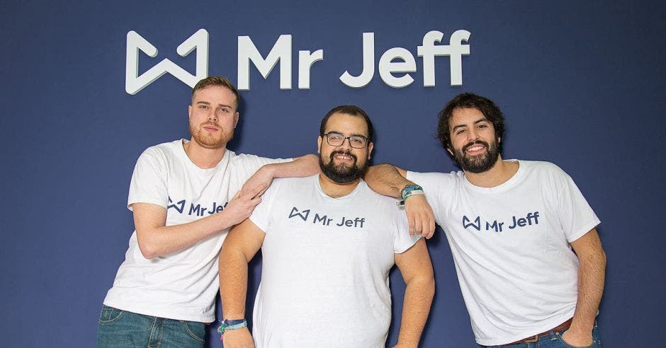 Fundadores de Mr Jeff