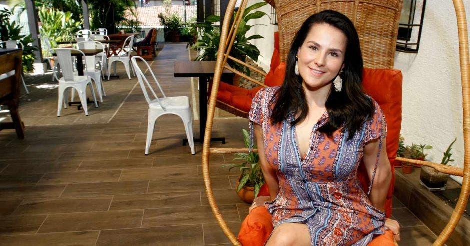 Nicole Aguilar es la propietaria de Kula. Esteban Monge/La República
