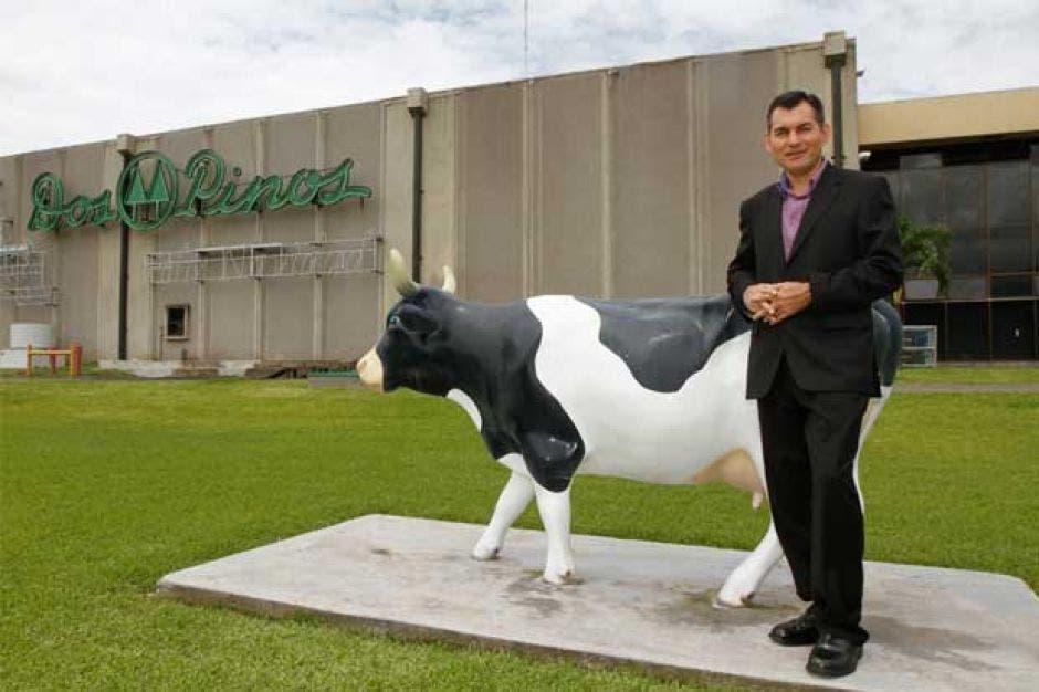 Francisco Arias, gerente de Relaciones Corporativas y Ganaderas.