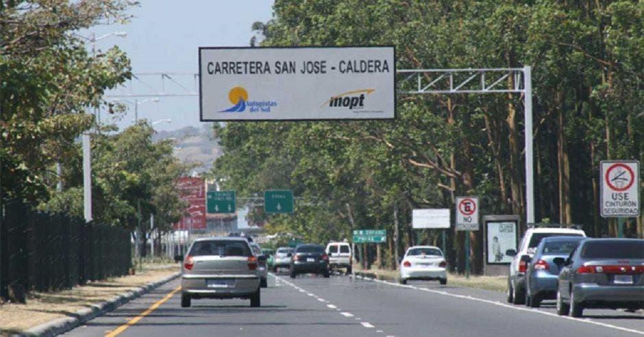 Ruta a Caldera