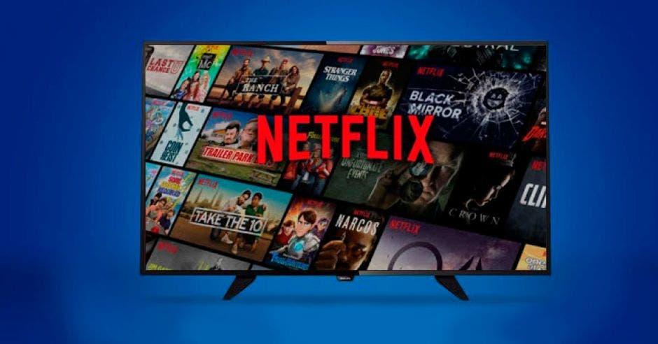 TV con Netflix