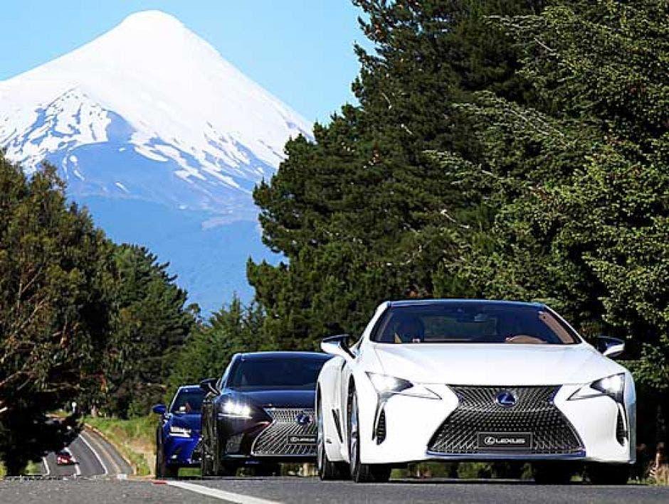 La República asistió a Puerto Montt, Chile, para conocer las novedades en tecnologías limpias de Toyota y Lexus. Poder Híbrido/La República