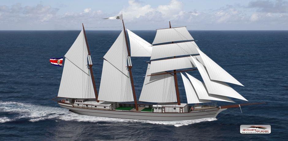 Barco CEIBA