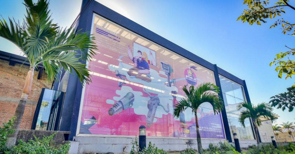 fachada de Antigua Aduana