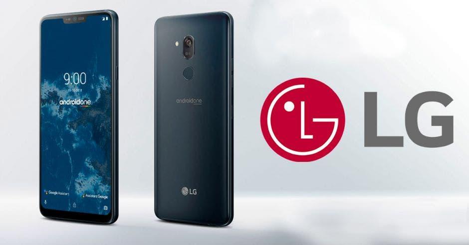 LG presentaría en febrero distintos celulares, y uno tendría pantalla doble. Elaboración propia/La República