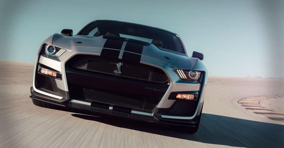La velocidad máxima puede alcanzar los 305 km/h. Ford Media/La República