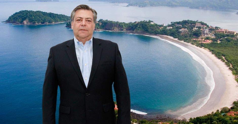 Rodrigo Castro, director ejecutivo de Asopapagayo