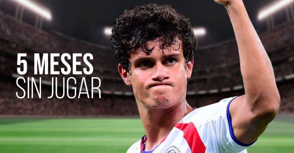 Tejeda regresa a la Primera División tras su paso por Europa, específicamente por el fútbol de Francia con el Evian y Suiza con el Lausanne Sport, su último club. Archivo/La República