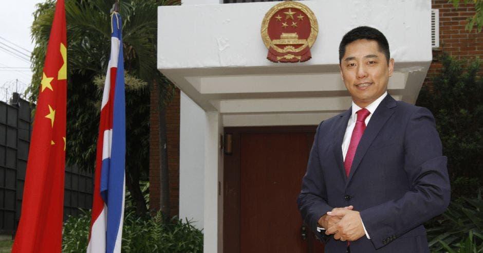 Tang Heng | Embajador de China en Costa Rica
