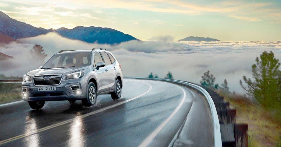 El Subaru Forester está disponible en dos versiones. Cortesía Auto Subaru/La República