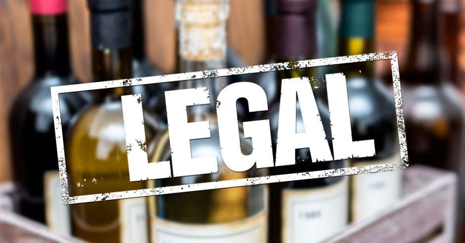 Alcohol legal
