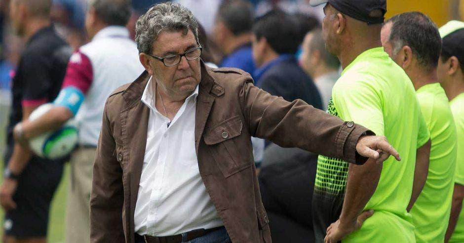 Guilherme Farinha volverá a dirigir en Primera a sus 62 años. Archivo/La República