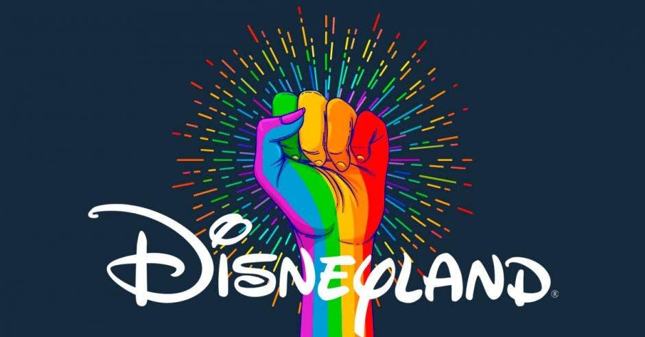 logo de Disneyland