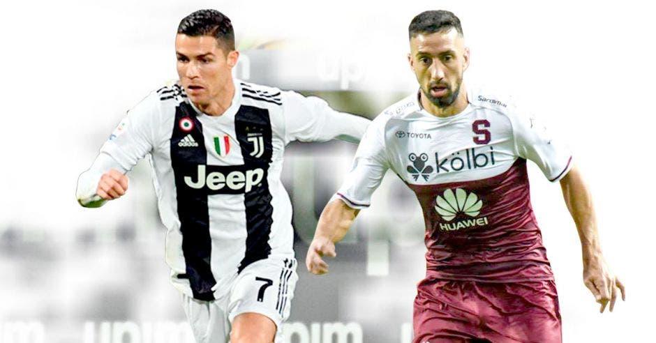 Mariano Torres de Saprissa es uno de los que jugarán más partidos que Cristiano Ronaldo y la Juventus en los próximos tres meses y medio. Archivo/La República