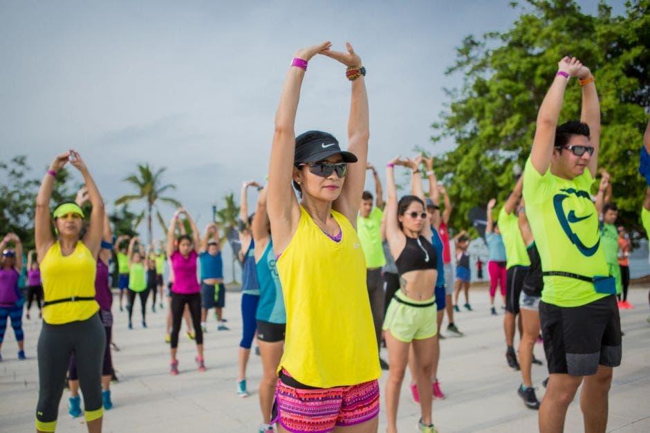 Contribuyente equilibrio morir  Nike lanzó web exclusiva para sus entrenamientos gratuitos