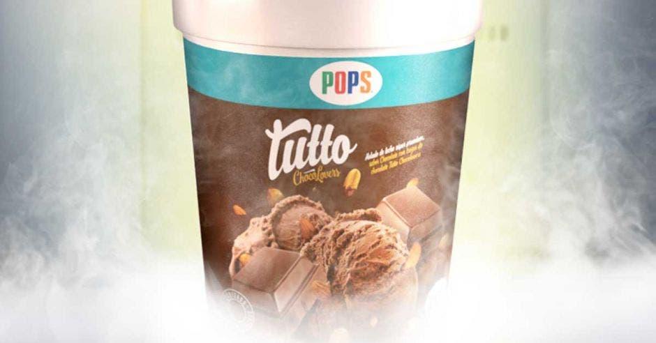 tarro de helado