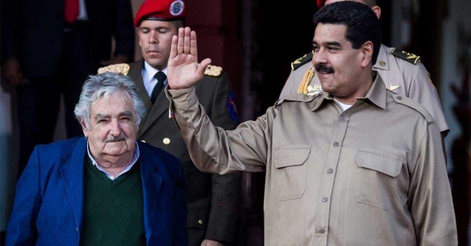 """""""Porque procesar una elección es mover miles de personas, y con la polarización que hay en Venezuela, esto es muy difícil"""", dijo Mujica."""