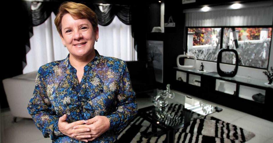 Silvia Chaves, vicepresidenta y fundadora de Florex.