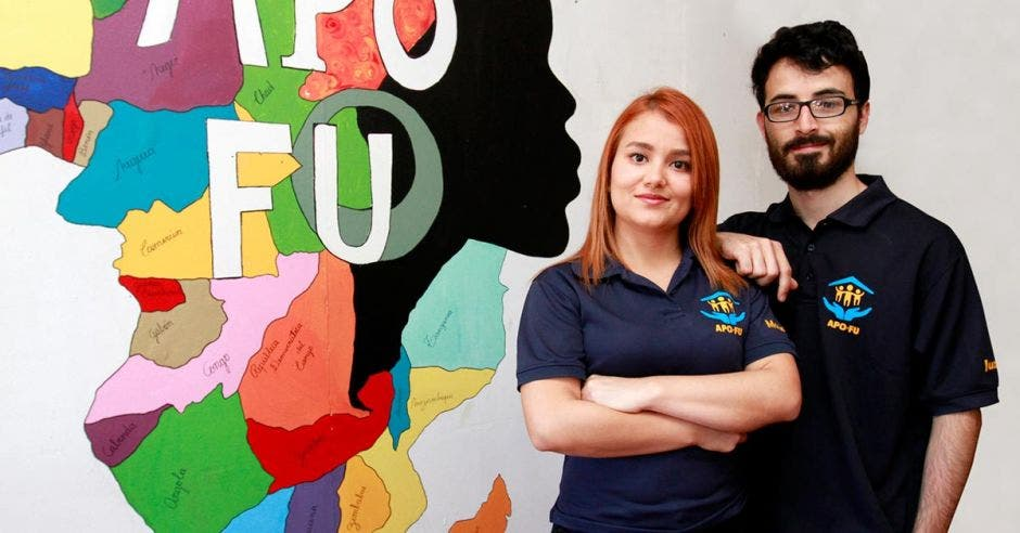 María José Badilla y Juan Pablo Camacho forman parte de la fundación.