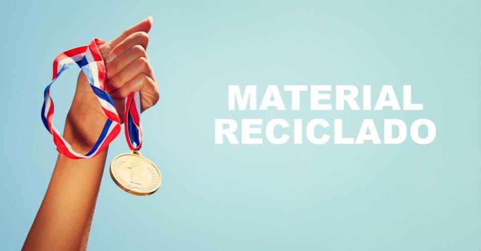 Se utilizarán hasta ocho toneladas de metal para fabricar las medallas. Shutterstock/La República