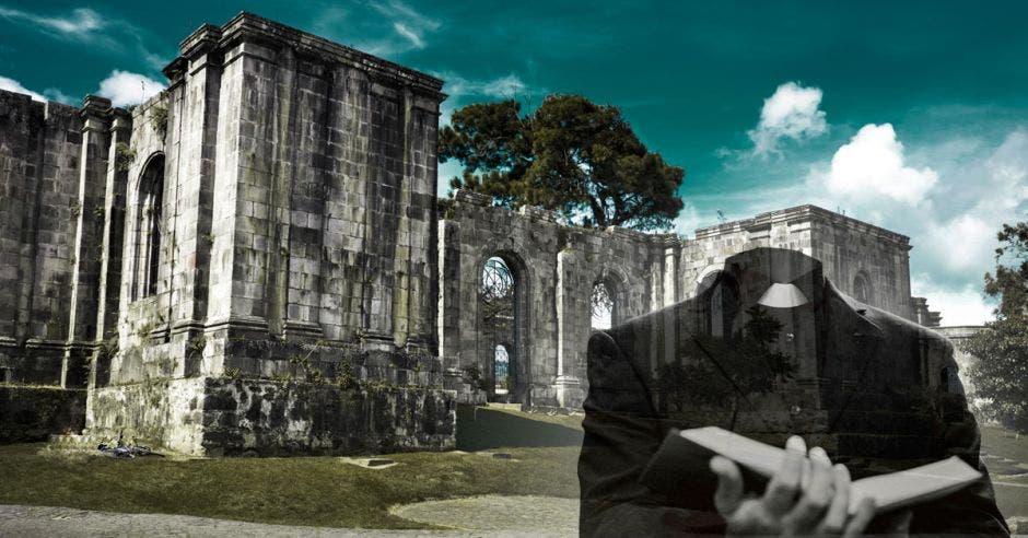 ruinas iglesia cartago cura sin cabeza