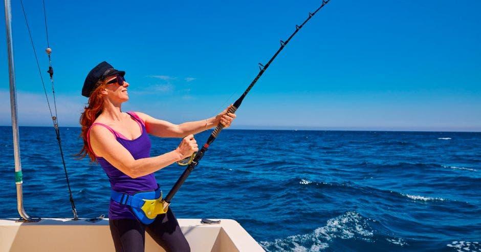 Todos los peces son devueltos al mar una vez que se realice el conteo de puntos. Cortesía/La República