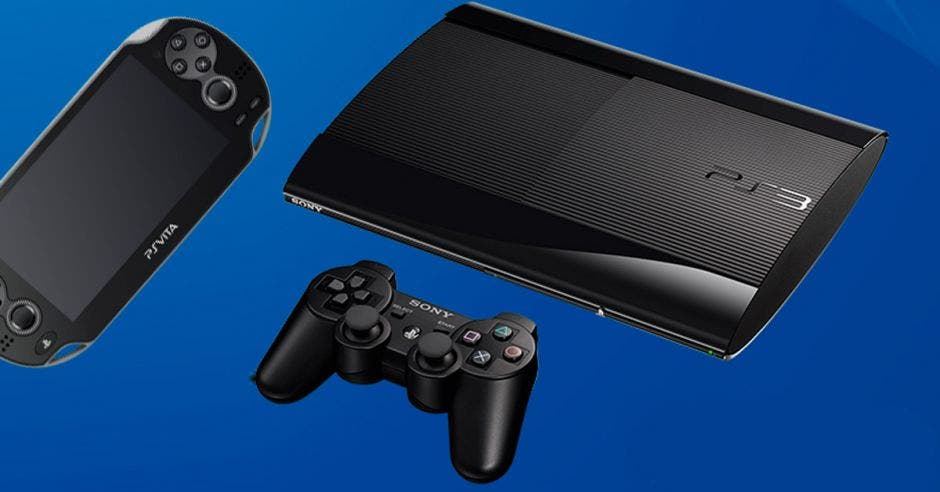 PS3 y PS Vita