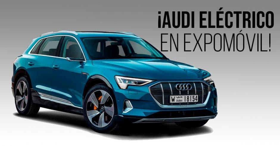 Todos los detalles los darán a conocer en la Expomóvil que se realizará del 14 al 24 de marzo. Audi/La República