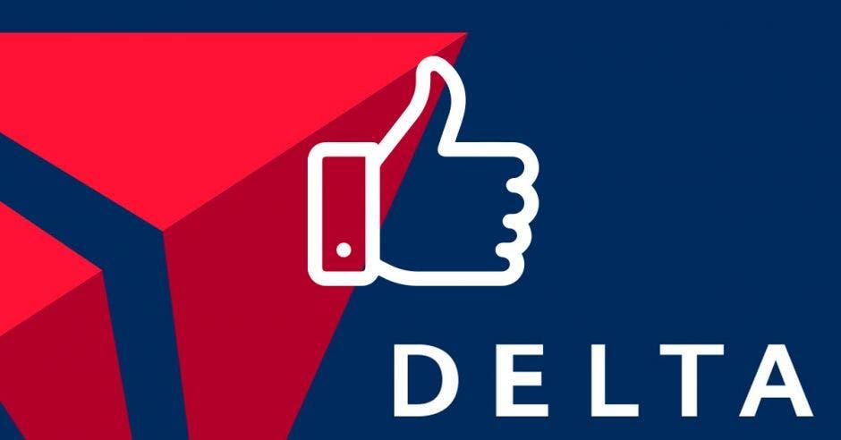 logo de Delta