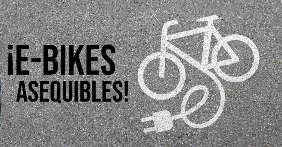 Estas bicicletas alcanzan los 25 km/h de velocidad máxima. Shutterstock/La República