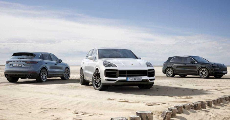 La marca alemana ofrece exclusividad para sus clientes. Porsche/La República