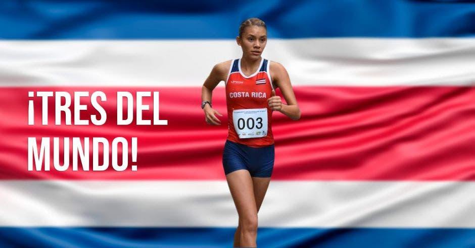Noelia Vargas tiene una agenda apretada de cara a Panamericanos 2019. Noelia Vargas-Shutterstock/La República