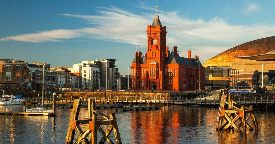 Cardiff, Gales