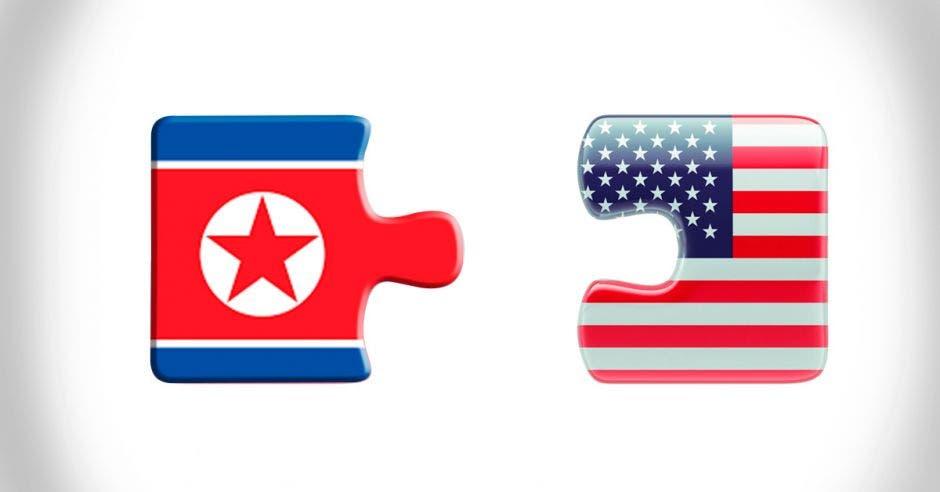 Trump, previo a la reunión, expresó que no cederá en sus demandas de desnuclearización. Archivo/La República