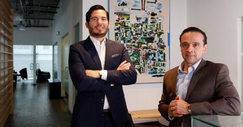 Orlando López y Esteban Rodríguez