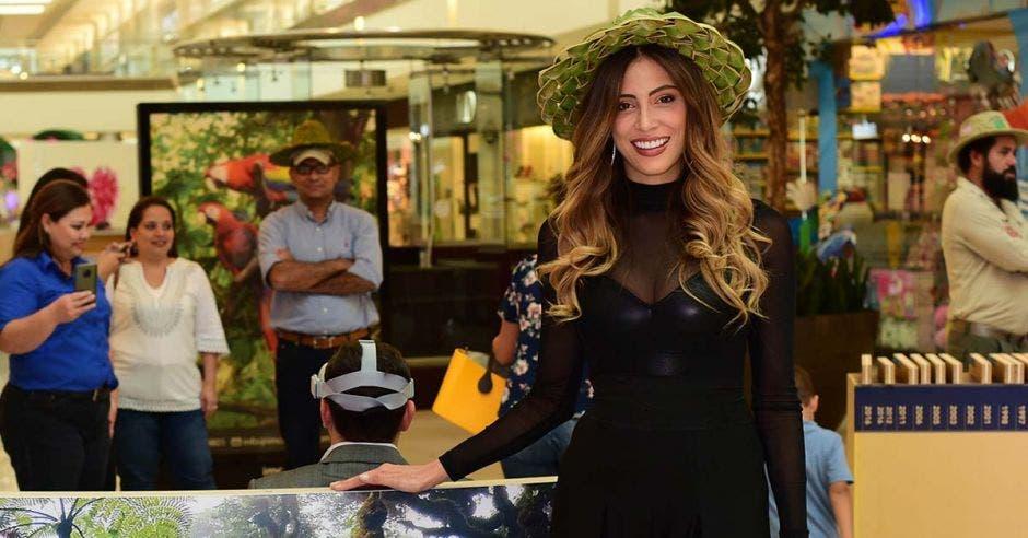 Miss Costa Rica Natalia Carvajal