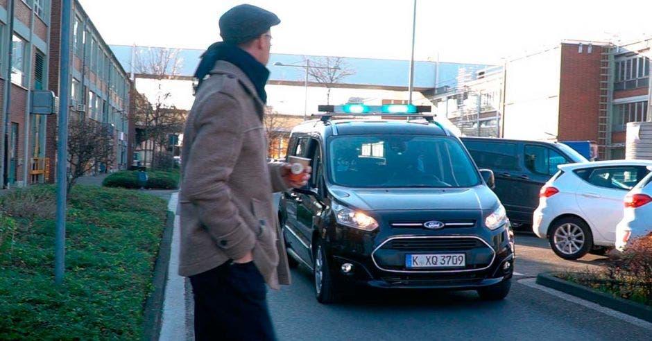 Las pruebas realizadas en Alemania mostraron un alto nivel de aceptación y confianza en las señales. Ford/La República
