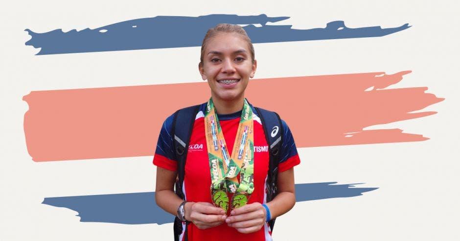 La marca olímpica está pactada para una hora 36 minutos en 20 kilómetros de marcha. Noelia Vargas/La República