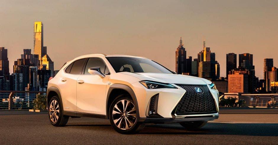 El Lexus se encuentra disponible en las sucursales de Lexus en Avenida Escazú y en Terramall. Cortesía Lexus Costa Rica/La República
