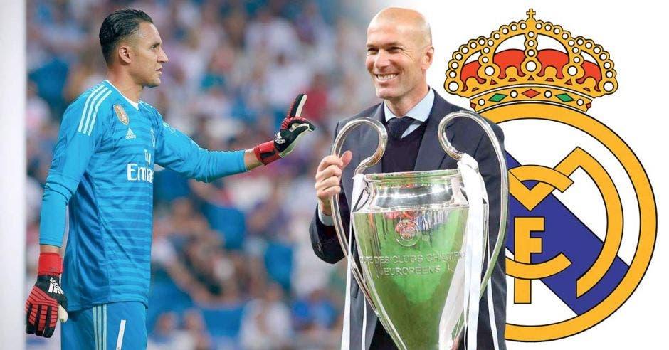 El 11 de marzo el Real Madrid presentó el regreso de Zinedine Zidane como su DT. Real Madrid/La República