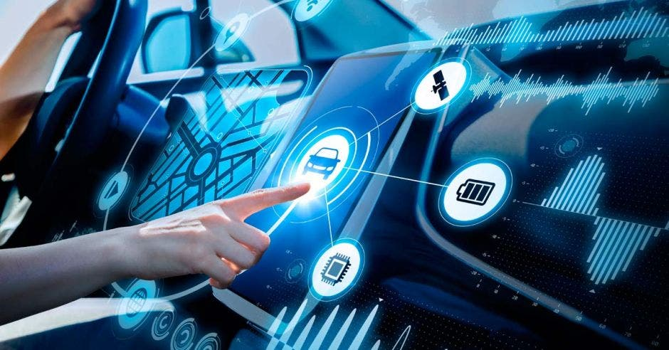 El futuro se adelantó y desde hoy podrá ver tecnologías inigualables en la industria automotriz. Archivo/La República