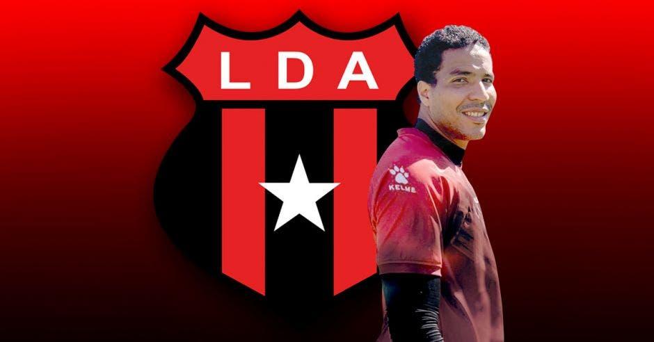 Esteban Alvarado jugó los 90 Minutos por la Vida pero no tuvo participación en el Clausura. LDA/La República