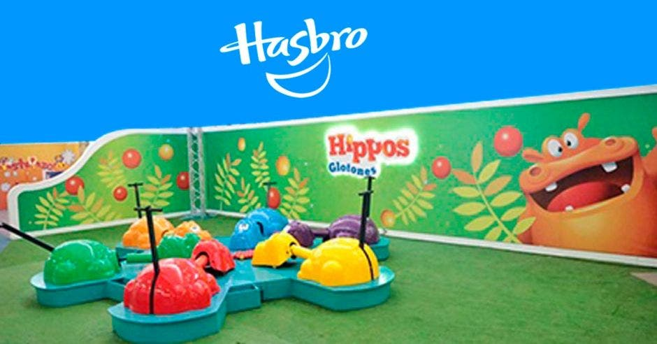 juego Hippos glotones