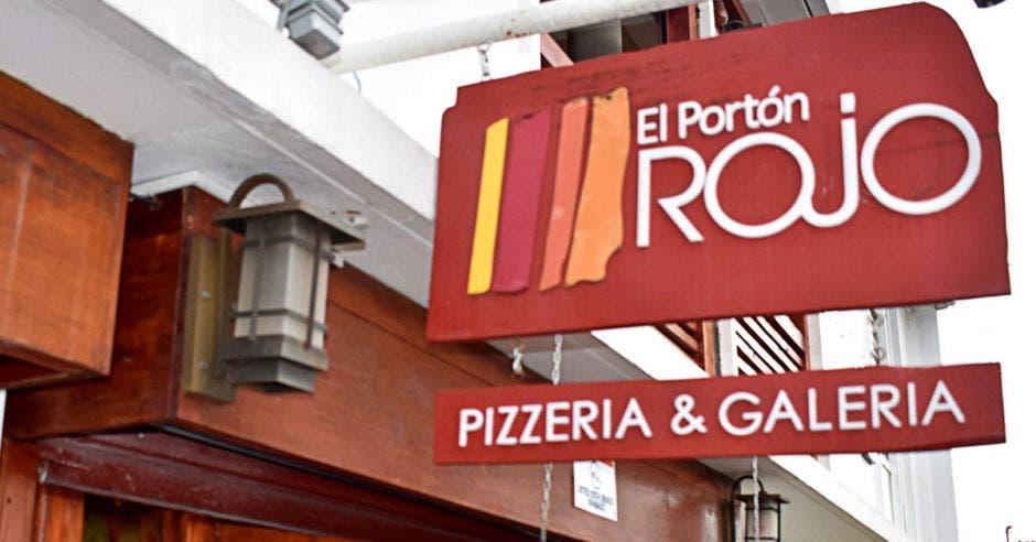 logo de El Portón Rojo