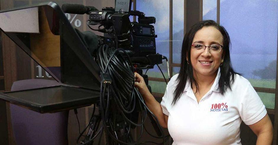 La periodista cumple casi tres meses de haber sido privada de libertad. Tomada de Facebook/La República