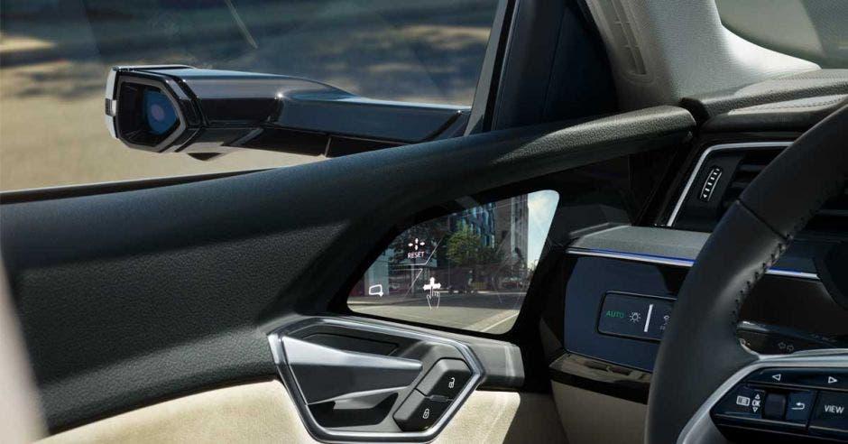 El e-tron innovó con pantallas HD- Cortesía Audi/La República