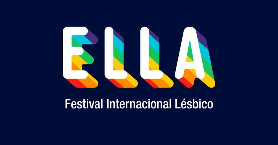 letras que dicen: Ella Festival
